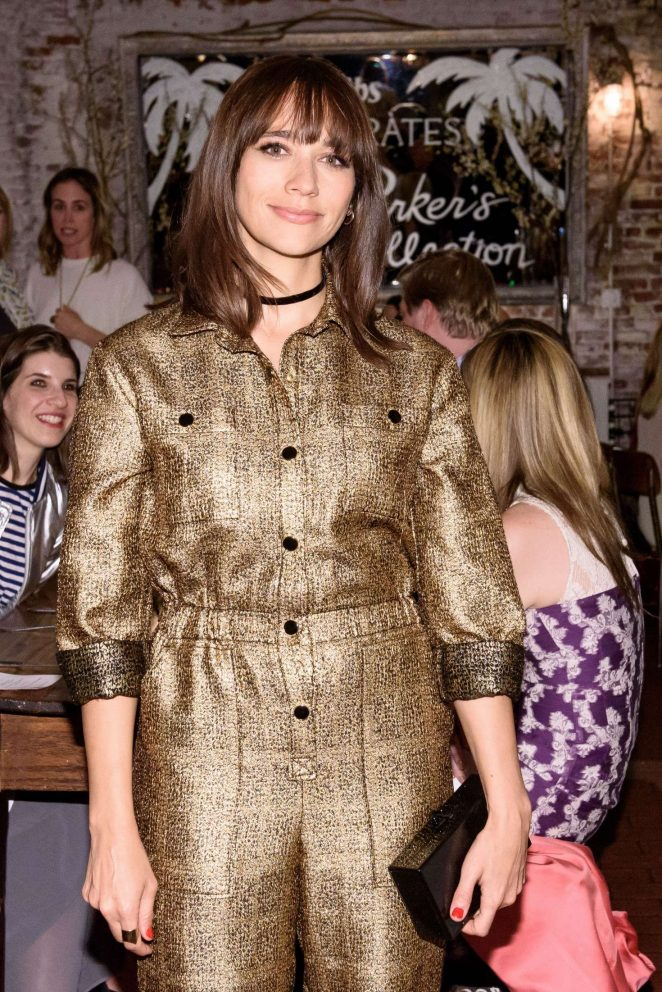Rashida Jones - 1stdibs Celebrates Edie Parker's Home Collection in NY