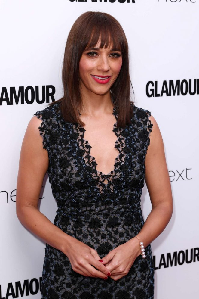 Rashida Jones - 2017 Glamour Women Of The Year Awards in London
