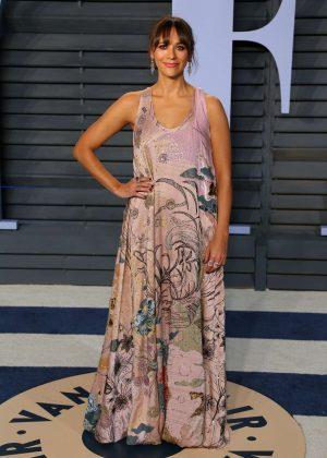 Rashida Jones - 2018 Vanity Fair Oscar Party in Hollywood
