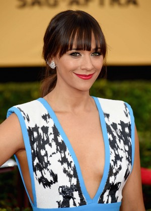 Rashida Jones - 2015 Screen Actors Guild Awards in LA