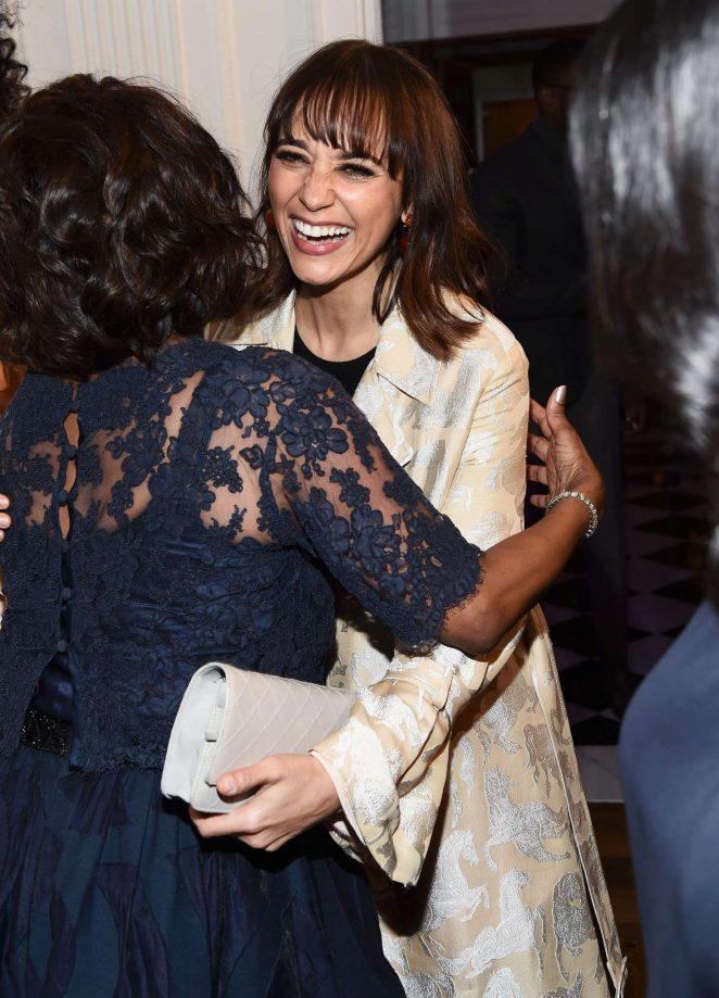 Rashida Jones - Alfre Woodard hosts 8th Annual Oscars Sistahs Soiree in Los Angeles