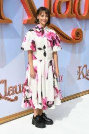 Rashida Jones - 'Klaus' Premiere in Los Angeles