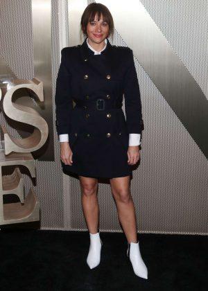 Rashida Jones - Nordstrom Men's Store Opening in New York