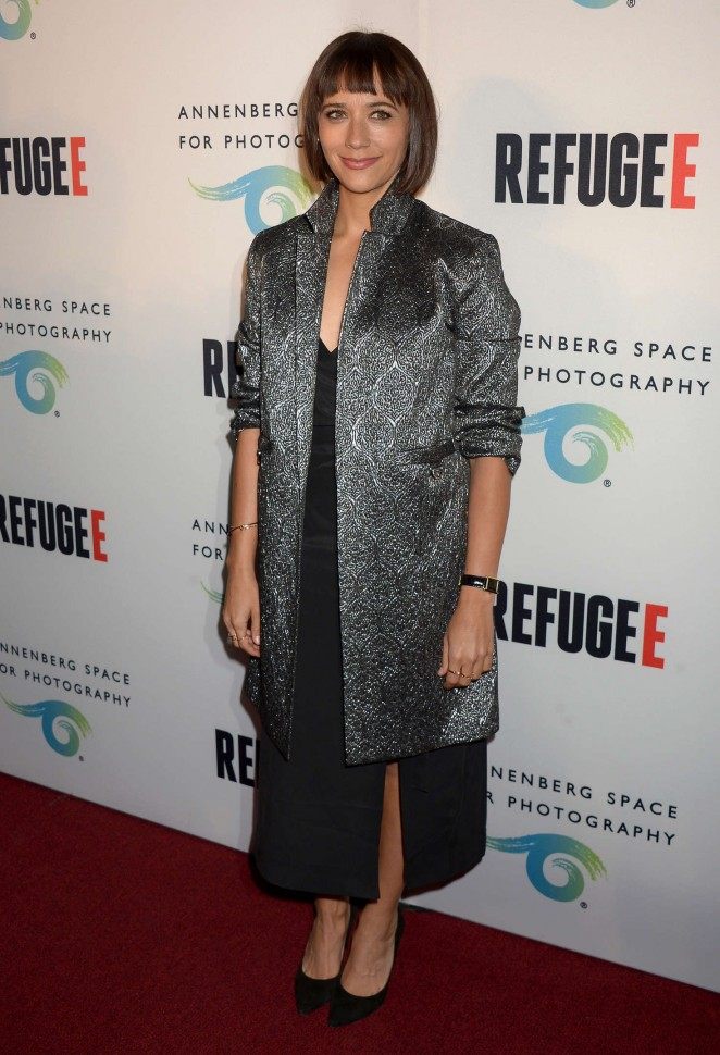 Rashida Jones: REFUGEE Exhibit 2016 -02
