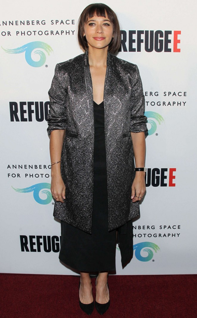 Rashida Jones: REFUGEE Exhibit 2016 -04