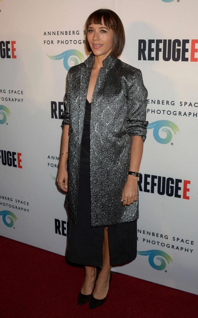 Rashida Jones: REFUGEE Exhibit 2016 -07