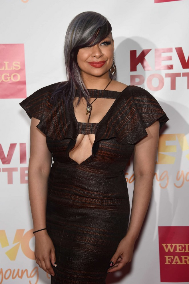 Raven-Symone - TrevorLIVE Event 2015 in New York
