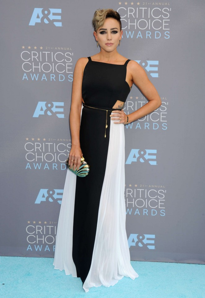 Raychel Weiner - 2016 Critics' Choice Awards in Santa Monica
