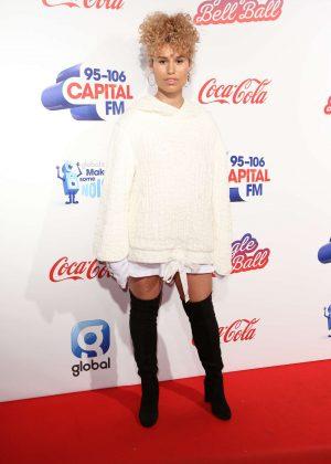Raye - Capital FM's Jingle Bell Ball 2016 in London
