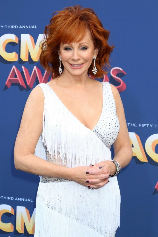 Reba McEntire - 2018 Academy of Country Music Awards in Las Vegas