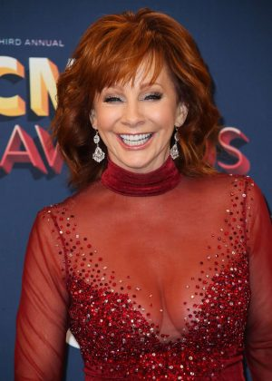 Reba Mcentire 2018 Academy Of Country Music Awards In