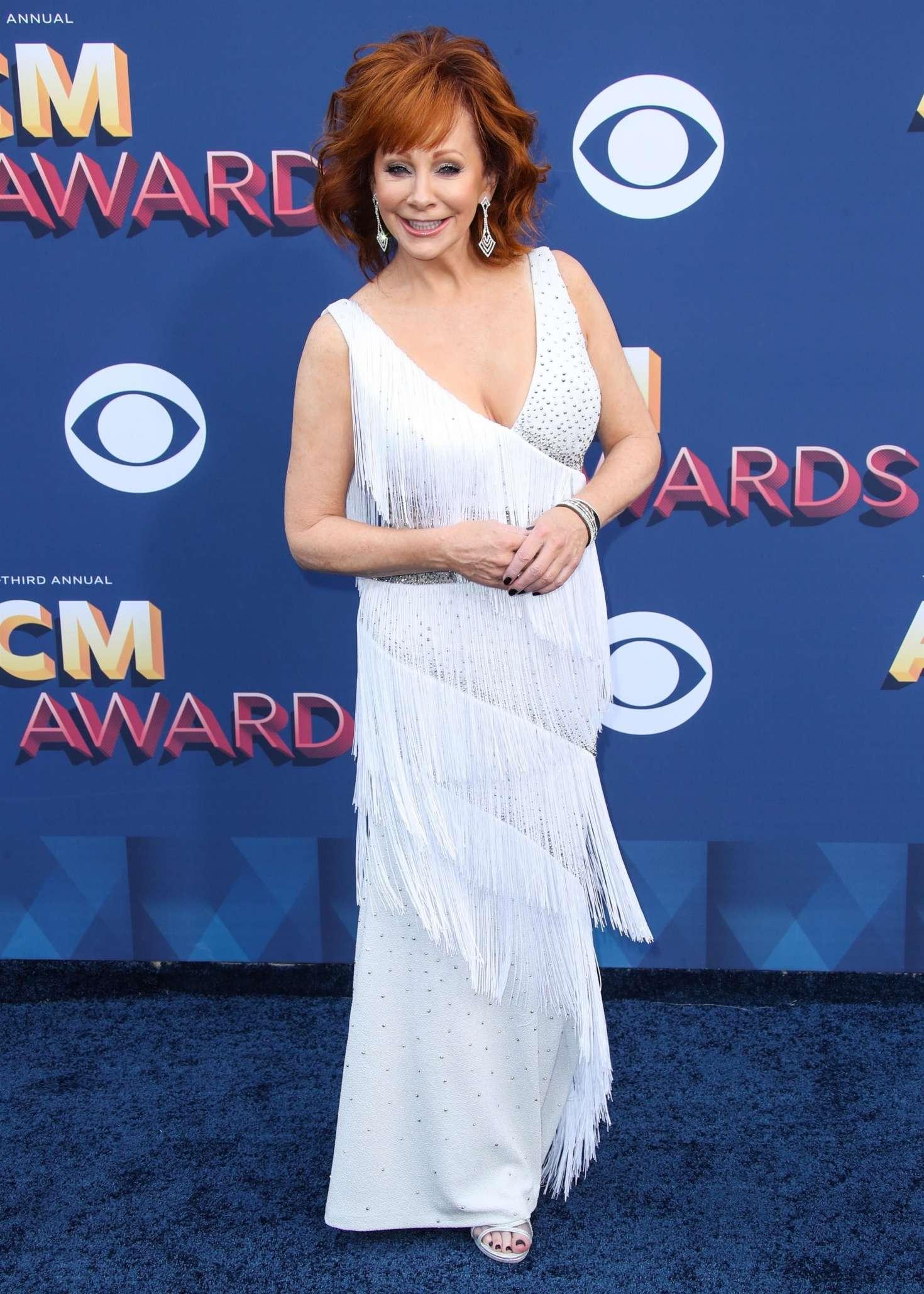 Reba Mcentire 2018 : Reba McEntire: 2018 Academy of Country Music Awards -18