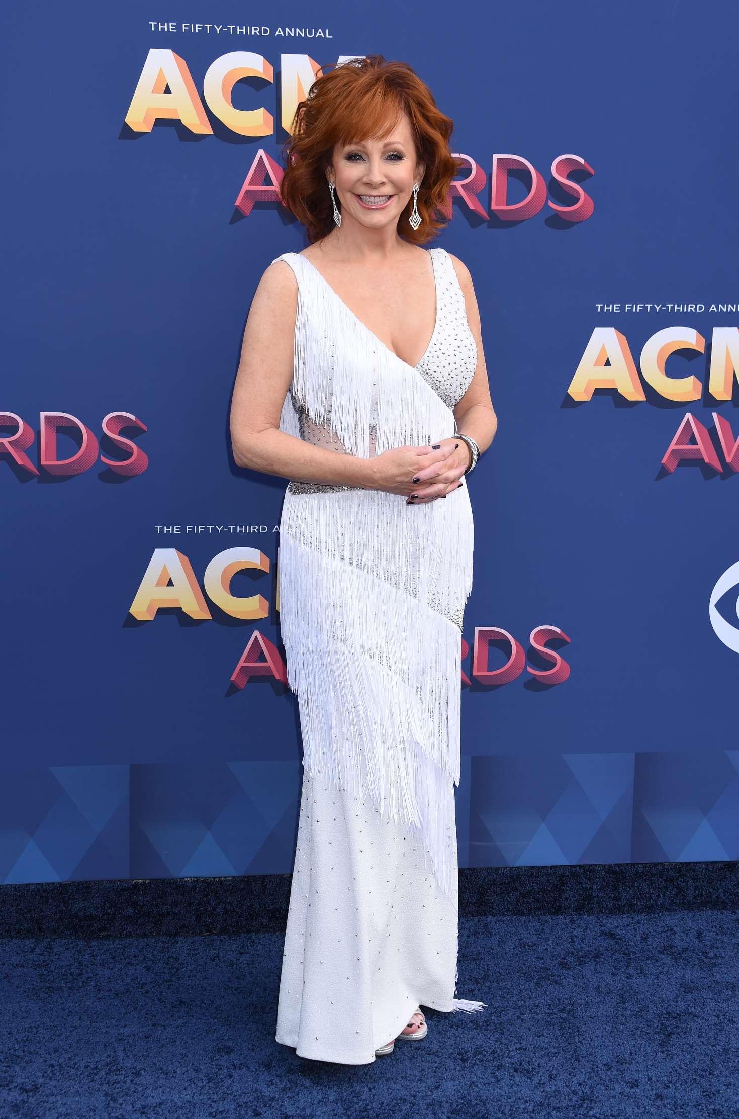 Reba Mcentire 2018 : Reba McEntire: 2018 Academy of Country Music Awards -24