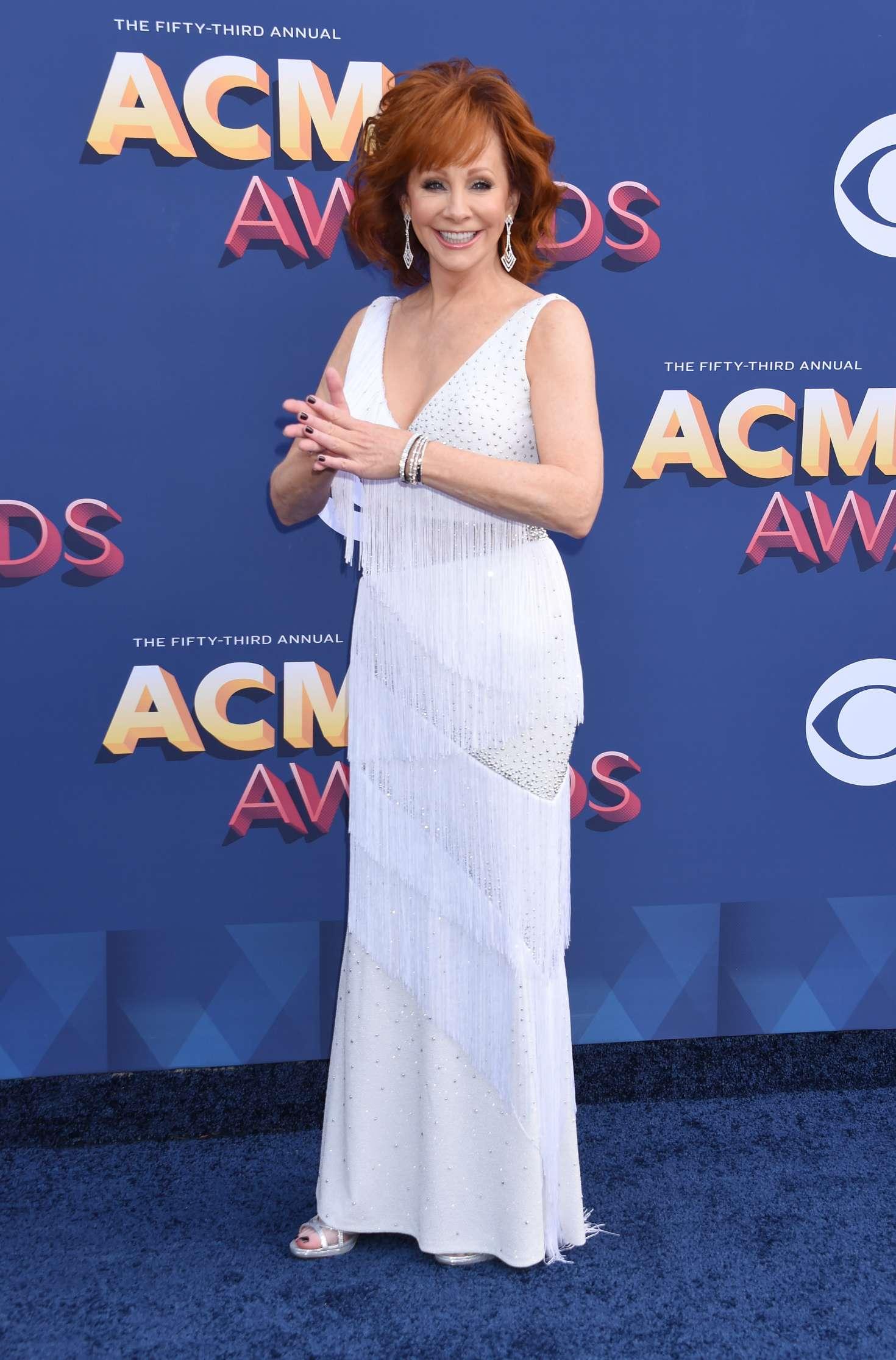 Reba Mcentire 2018 : Reba McEntire: 2018 Academy of Country Music Awards -25