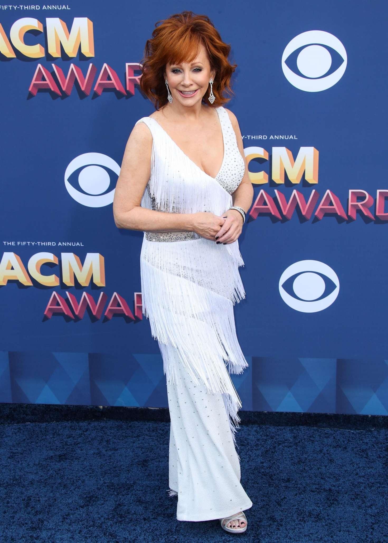 Reba Mcentire 2018 : Reba McEntire: 2018 Academy of Country Music Awards -26