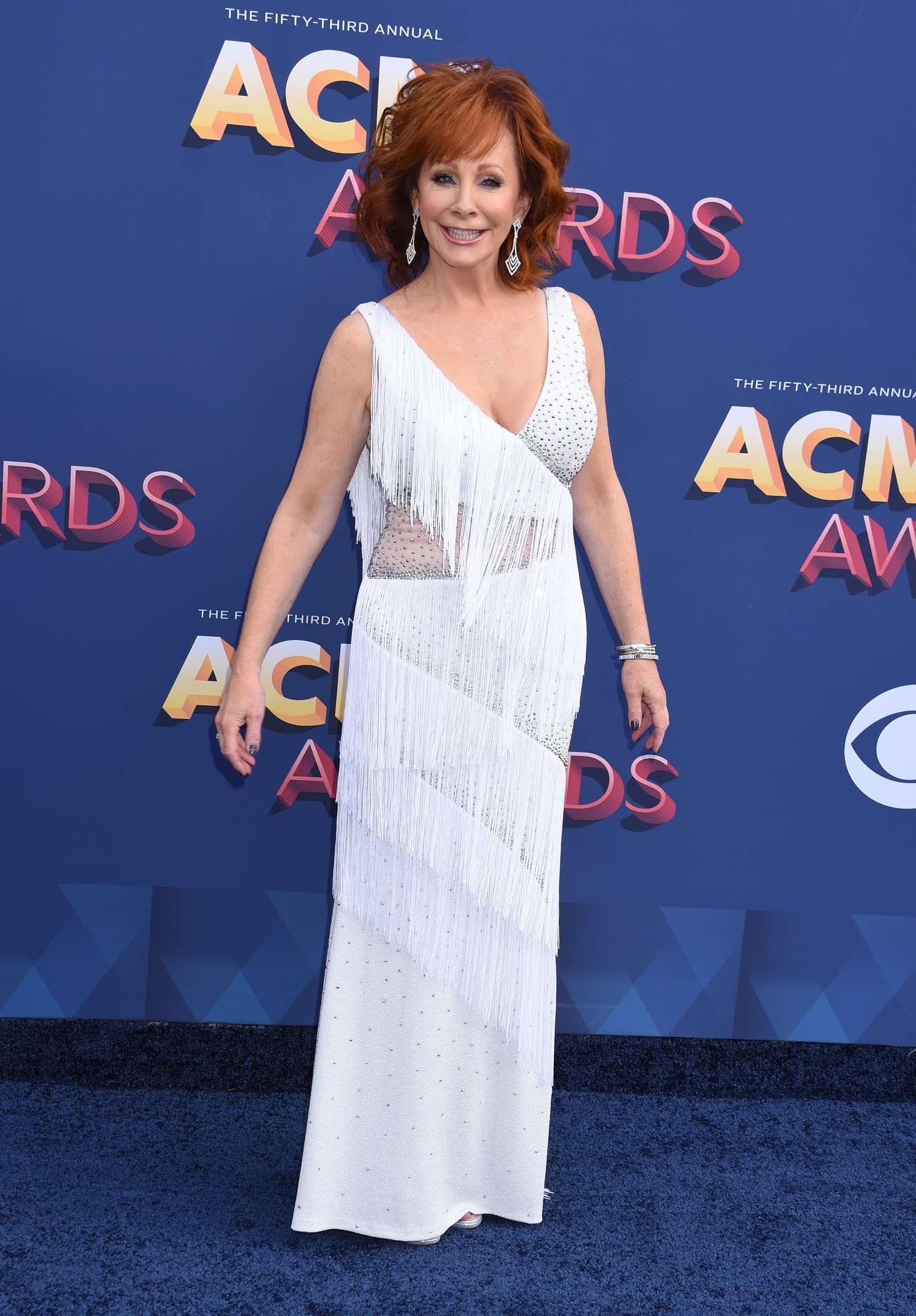 Reba Mcentire 2018 : Reba McEntire: 2018 Academy of Country Music Awards -27