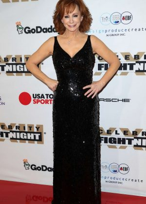Reba McEntire - Muhammad Ali's Celebrity Fight Night in Arizona