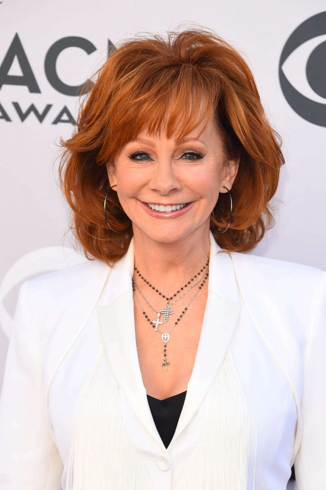 Reba McIntire - 2017 ACM Awards in Las Vegas