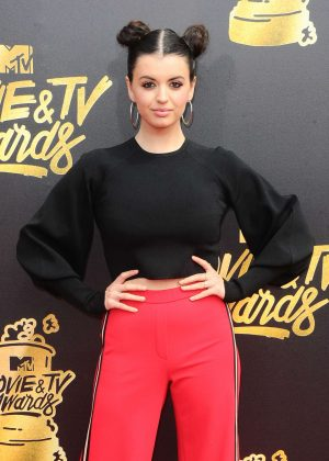Rebecca Black - 2017 MTV Movie And TV Awards in Los Angeles