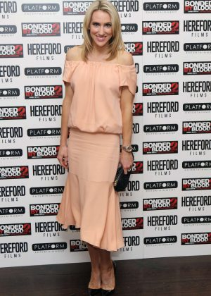 Rebecca Ferdinando - 'Bonded by Blood 2' Screening in London