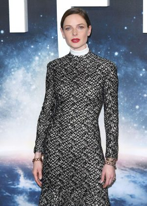 Rebecca Ferguson at 'Life' Photocall in London