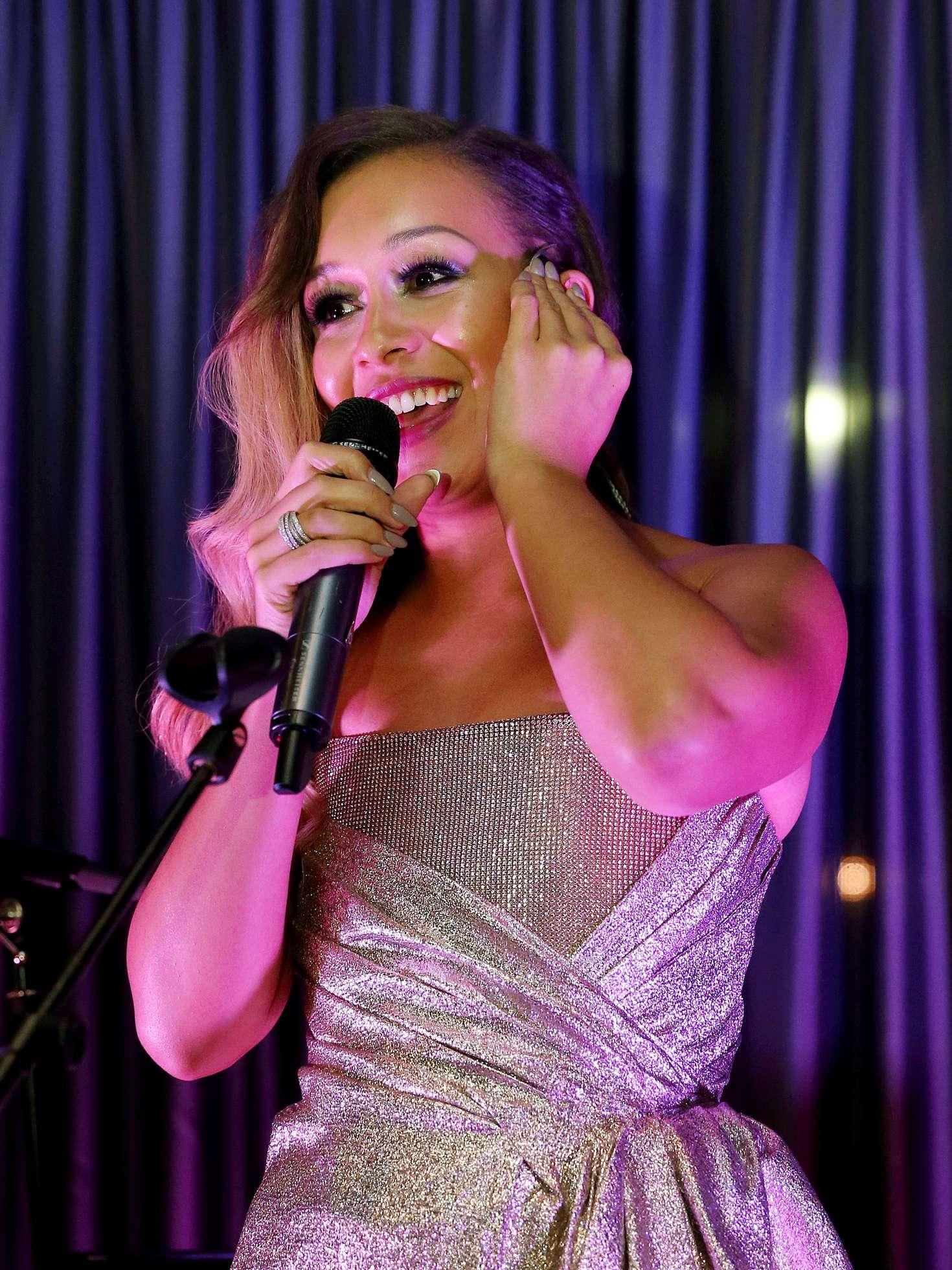 Rebecca Ferguson – SuperWoman Album Launch Party in