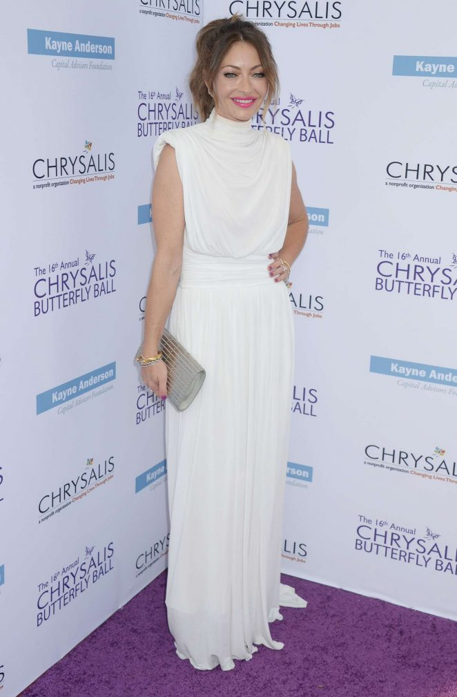 Rebecca Gayheart - 2017 Chrysalis Butterfly Ball in Los Angeles