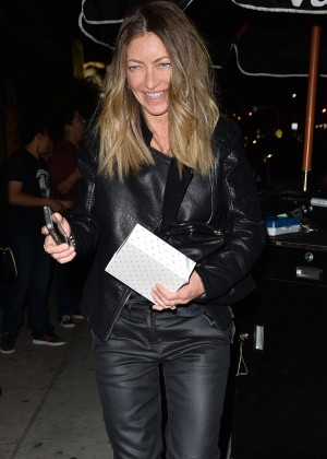 Rebecca Gayheart at Nice Guy Club in West Hollywood