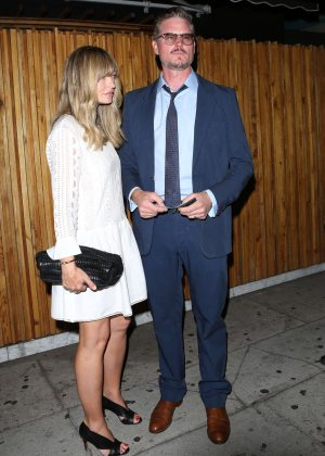 Rebecca Gayheart at The Nice Guy in Los Angeles