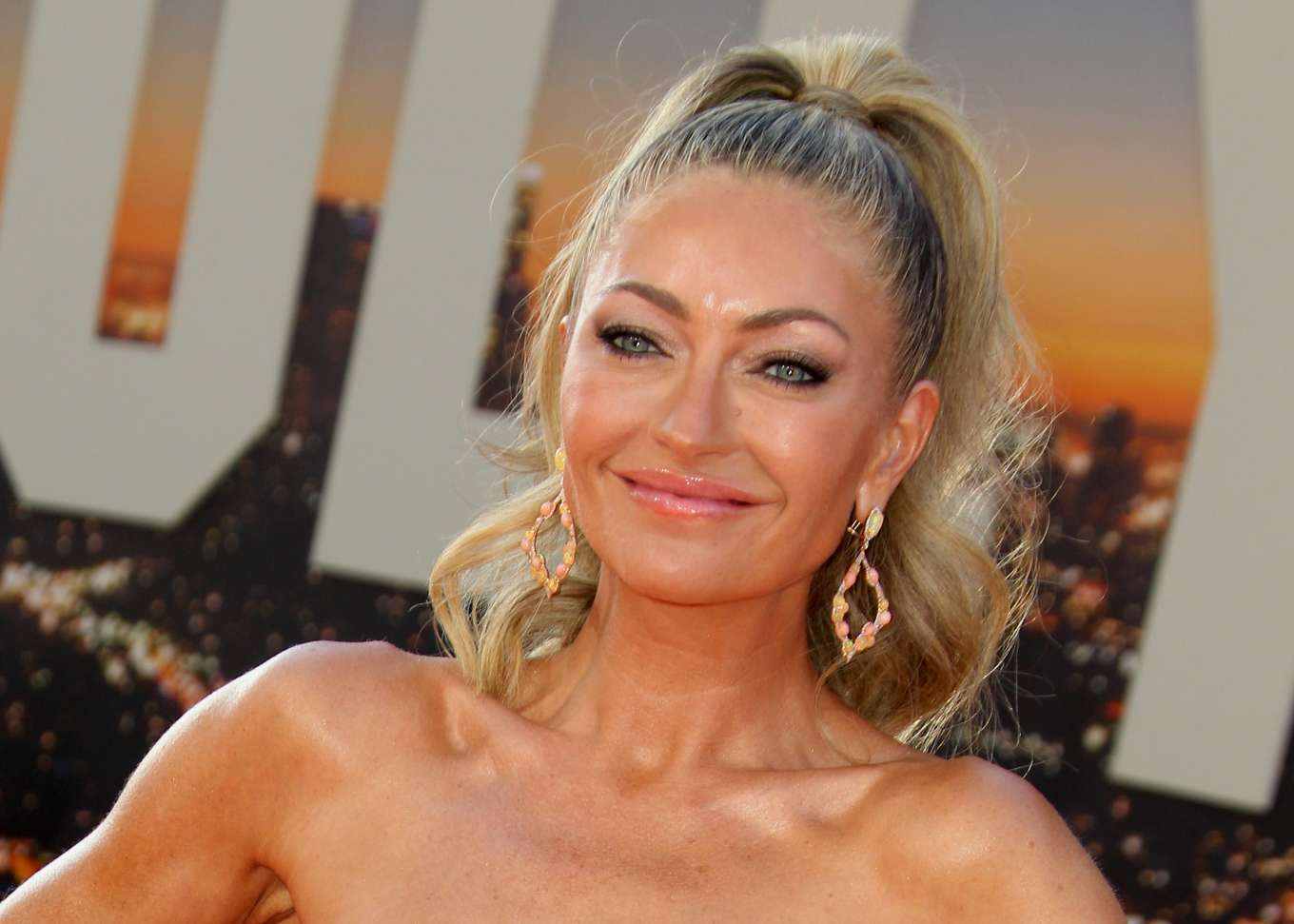 Rebecca Gayheart 2019 : Rebecca Gayheart – Once Upon A Time in Hollywood Premiere-02