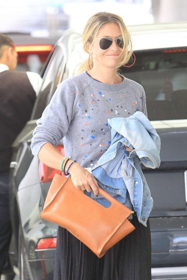 Rebecca Gayheart - Out in Beverly Hills