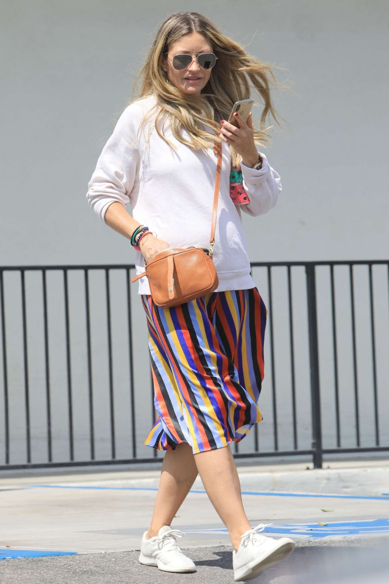 Rebecca Gayheart - Out in West Hollywood