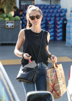 Rebecca Gayheart - Shopping in Los Angeles
