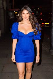 Rebecca Gormley - Heading to Rosso in Manchester
