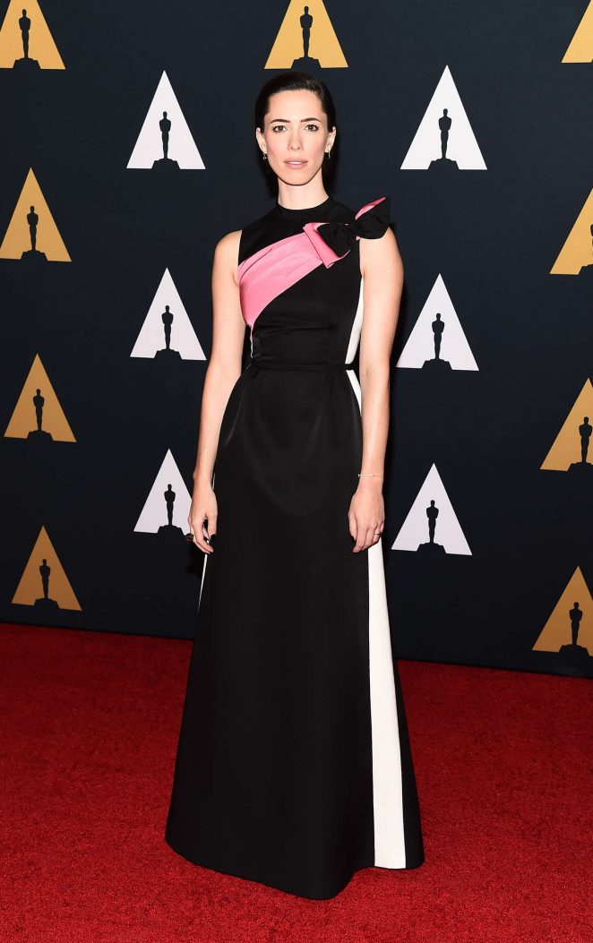 Rebecca Hall - 2016 Governors Awards in Hollywood
