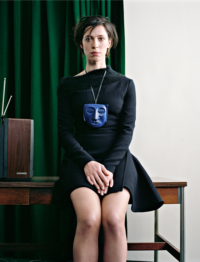 Rebecca Hall by Estelle Hanania for Tank Summer 2016