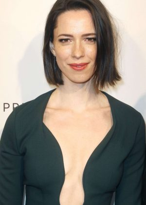 Rebecca Hall - 'Permission' Screening at 2017 Film Festival in New York