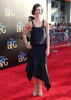 Rebecca Hall - 'The BFG' Premiere in Hollywood