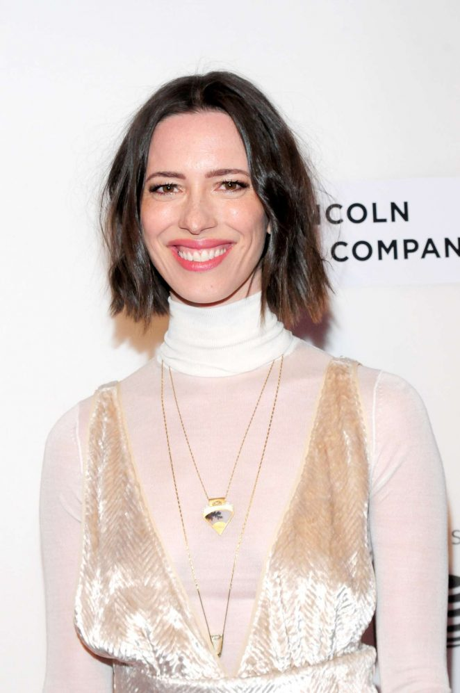 Rebecca Hall - 'The Dinner' Premiere in New York