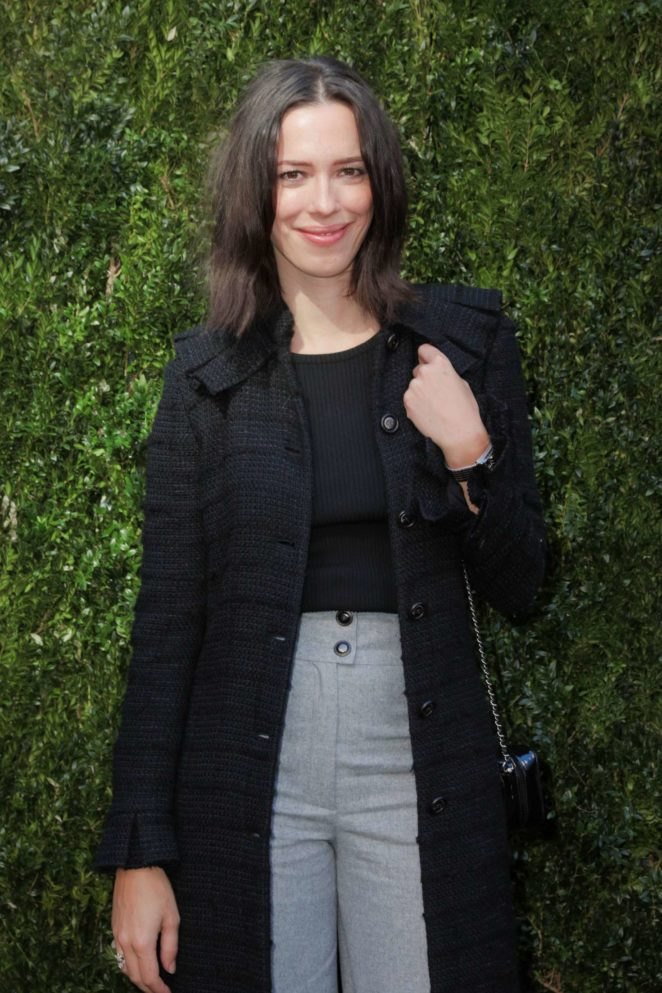 Rebecca Hall - The Tribeca Chanel Women's Filmmaker Program Luncheon in NYC
