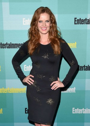 Rebecca Mader - Entertainment Weekly Party at Comic-Con in San Diego
