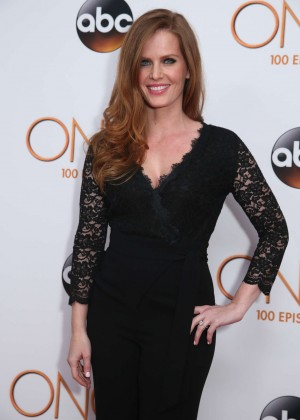 Rebecca Mader - 'Once Upon A Time' 100th Episode Celebration in Vancouver