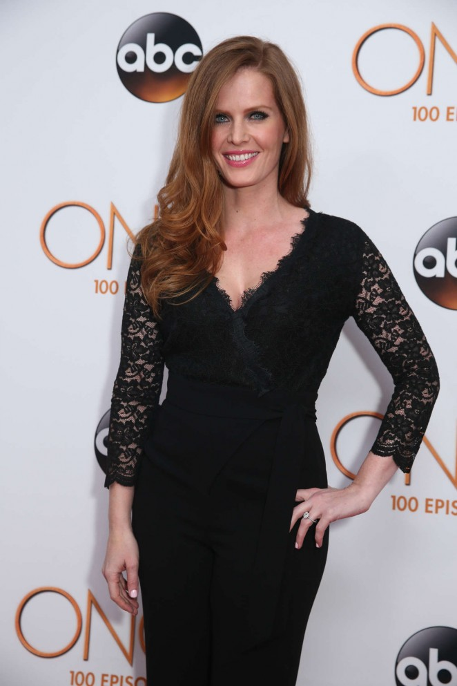 Rebecca Mader Once Upon A Time 100th Episode