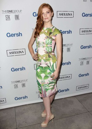 Rebecca Rittenhouse - 2015 Gersh Upfronts Party in NYC