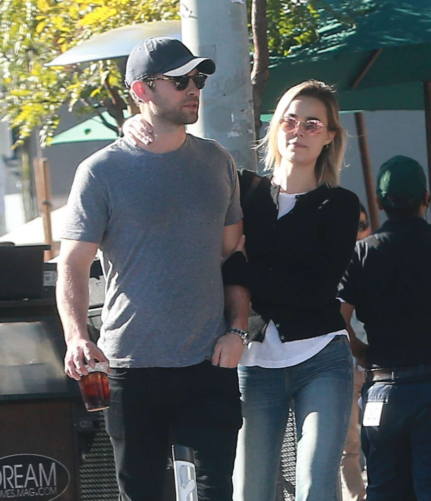 Rebecca Rittenhouse In Jeans Grabs Lunch In West Hollywood
