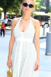 Rebecca Rittenhouse - Out in New York City