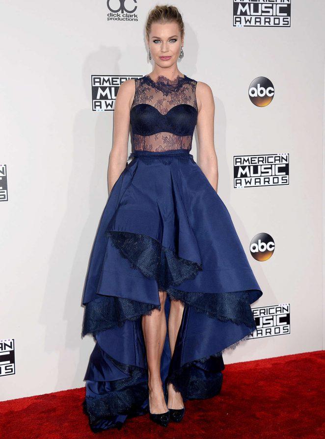 Rebecca Romijn - 2016 American Music Awards in Los Angeles