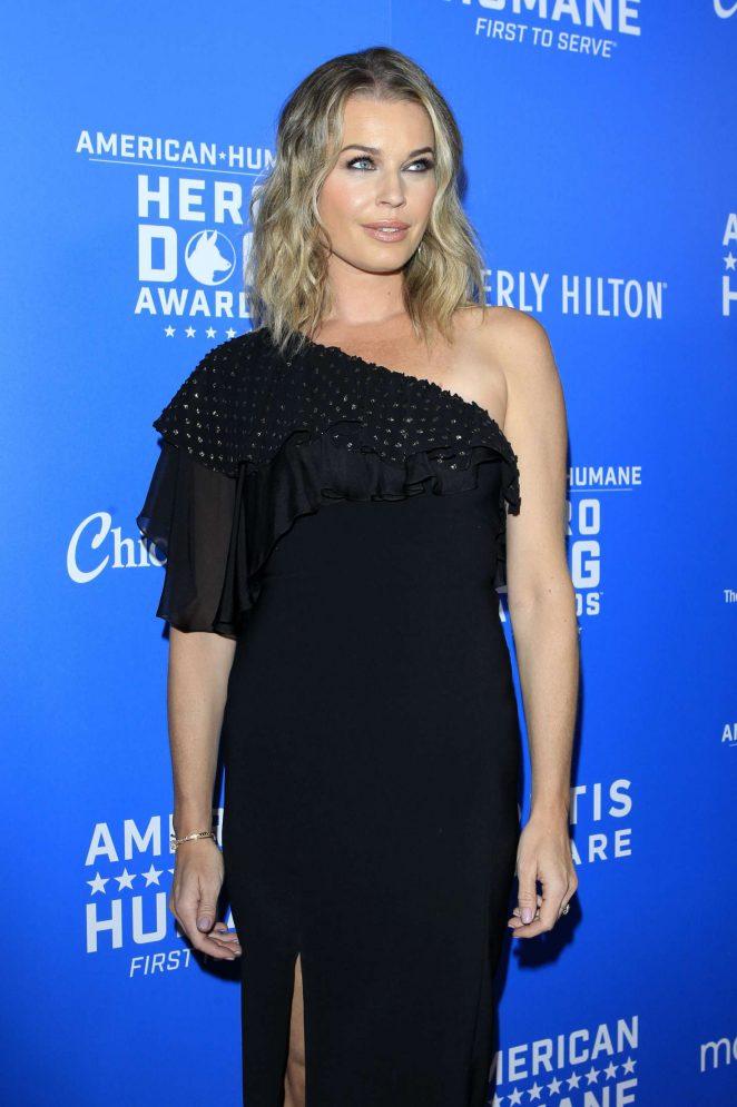 Rebecca Romijn – 2018 American Humane Hero Dog Awards in LA