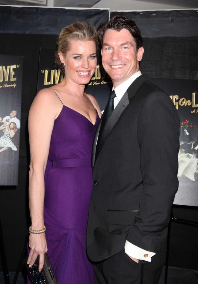 Rebecca Romijn: Living On Love Broadway Opening Night -27