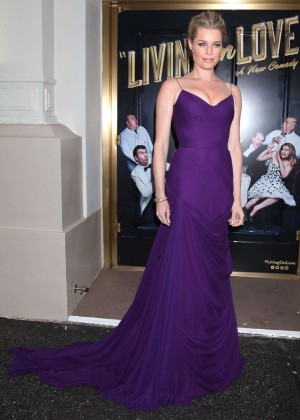 Rebecca Romijn - 'Living On Love' Broadway Opening Night in Manhattan